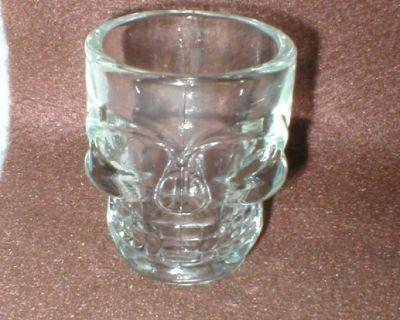 Skull Head Shot Glass