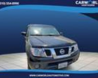 2011 Nissan Frontier S for sale