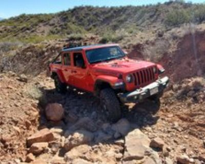 Colorado - WTB Rubicon Steel Front Bumper