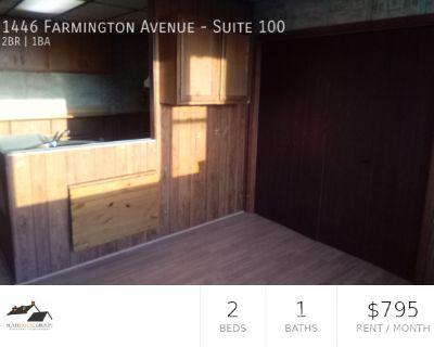Quiet 2-bedroom apartment in Pottstown