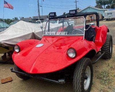 Dean Jefferies Design Manx Style Buggy