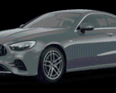 2021 Mercedes-Benz E-Class AMG E 53