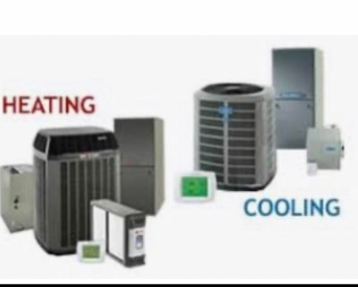 HEATING & AC ** ALL MAKES AND MODELS