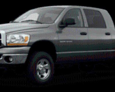 2007 Dodge Ram 1500 ST Quad Cab Long Bed 4WD