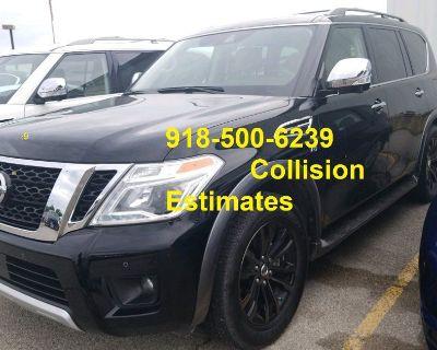 Auto Collision Esitmates 918-500-6239