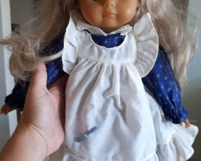 Engle or Angel Buppe doll