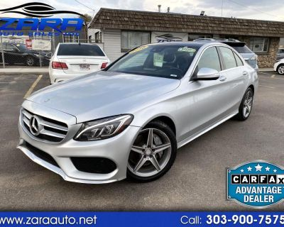 Used 2016 Mercedes-Benz C-Class 4dr Sdn C 300 Luxury 4MATIC