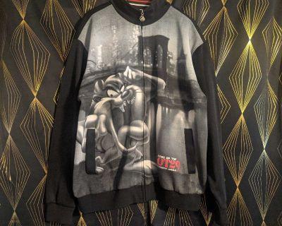 Taz Zipper Sweater