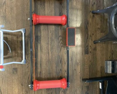 Soozier Indoor Bike Training Roller