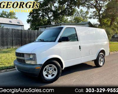 Used 2004 Chevrolet Astro Cargo Van 2WD