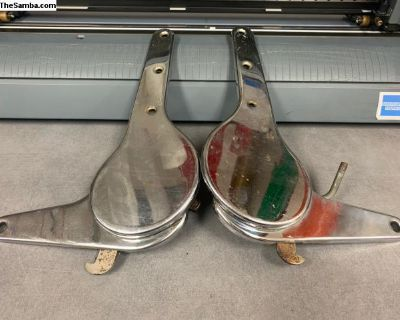 1965 356C seat recliners passenger side#1