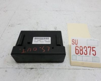 00 01 02 03 04 Saturn L300 Cooling Fan Control Relay Computer Module