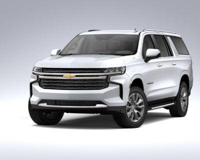 New 2021 Chevrolet Suburban LT Rear Wheel Drive SUVs