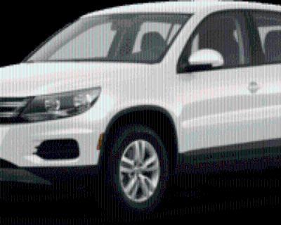2012 Volkswagen Tiguan SEL