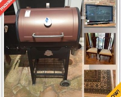 Duluth Downsizing Online Auction - Canterbury Walk Dr