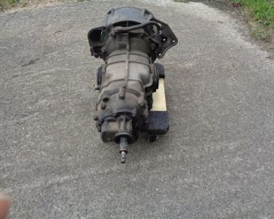 Stick Automatic Transmission with Control Valve