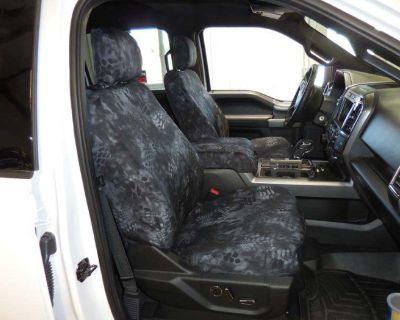 04-11 Nissan Titan Headwater Seat Covers (Black Kryptek)