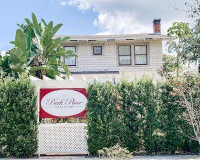 The Historic Craftsman@park Place Inn - Sanford