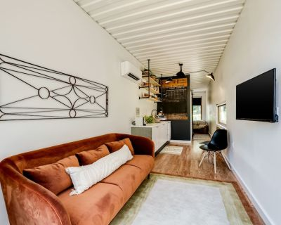 Tiny House with Industrial Modern Flare - Keller