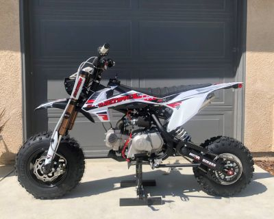 2022 GPX Moto / Pitster Pro FSE FAT TIRE 190R Motorcycle Off Road Portland, OR