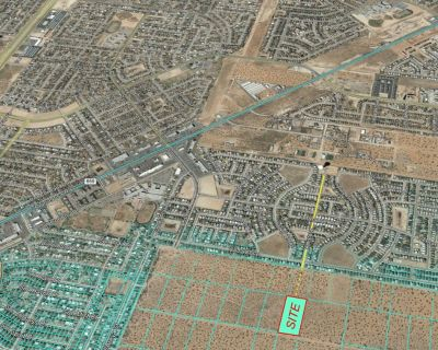 5 Acres of Undeveloped Land - Section 3
