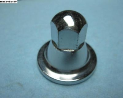 generator chrome hex nut and collar/washer
