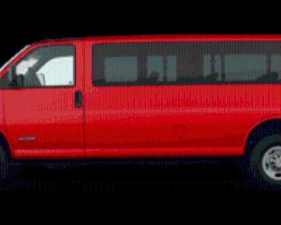 2008 Chevrolet Express Passenger Base