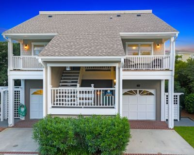 Take in the salt air this family getaway! - Shell Island