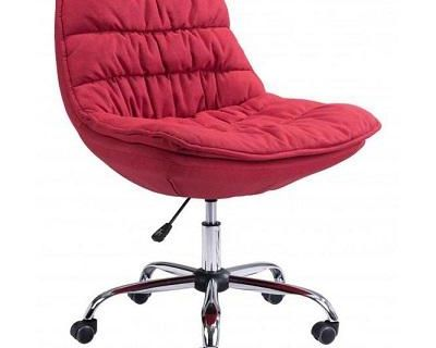 Buy Zuo Furniture Down Low Office Chair Red | Office Chairs | Graysonliving.com