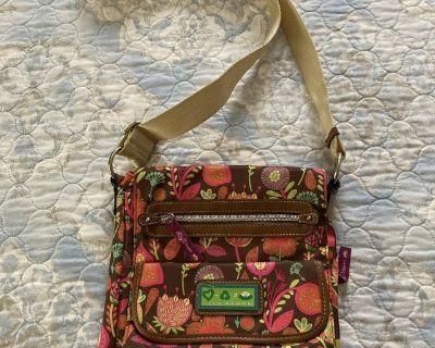 New Lilly Bloom purse