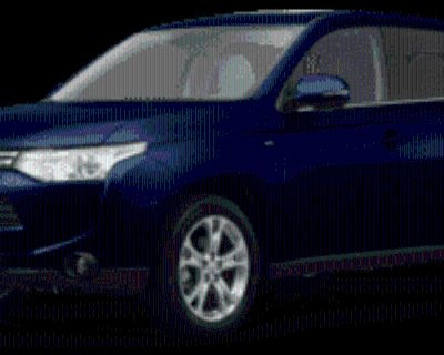 2014 Mitsubishi Outlander GT