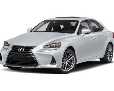 Pre-Owned 2020 Lexus IS IS 300 RWD 4dr Car