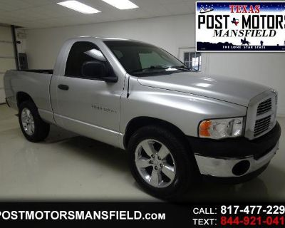 Used 2005 Dodge Ram 1500 ST Short Bed 2WD