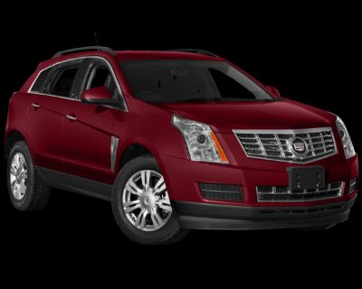 Pre-Owned 2014 Cadillac SRX LUXURY COLLECTI FWD Sport Utility