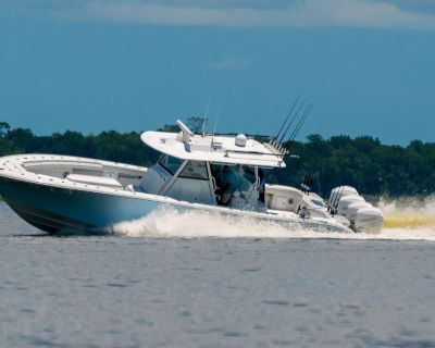 2020 Yellowfin 39 Offshore