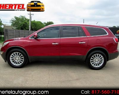 Used 2012 Buick Enclave Leather FWD