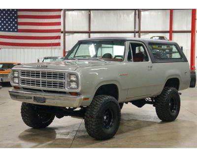 1979 Dodge Ramcharger