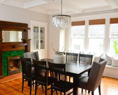 Chic Historic Home With Loft-Style Basement Boasting 13-Foot Ceilings, Atlanta, GA