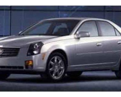 2003 Cadillac CTS Standard
