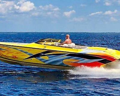 2021 Velocity Powerboats VR1