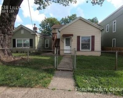 538 Lilly Ave Apt 2 #2, Louisville, KY 40217 1 Bedroom Apartment
