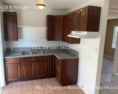 1 Bed/ 1 Bath Apartment in Montebello For Rent!