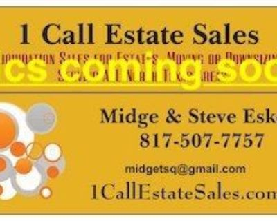 Hurst 5 Acres WOW 1 Call Estate Sales