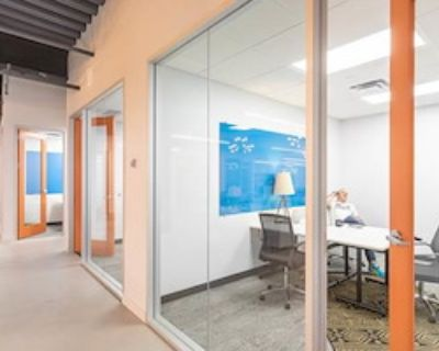 Private Office for 2 at Expansive - Boulder