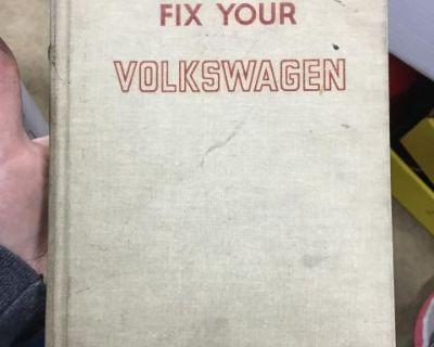 Fix your volkswagen
