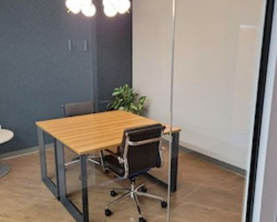 Private Meeting Room for 2 at TKO Suites Tysons