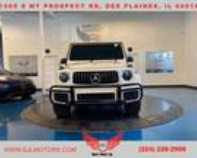 2019 Mercedes-Benz AMG G 63 4MATIC SUV for sale