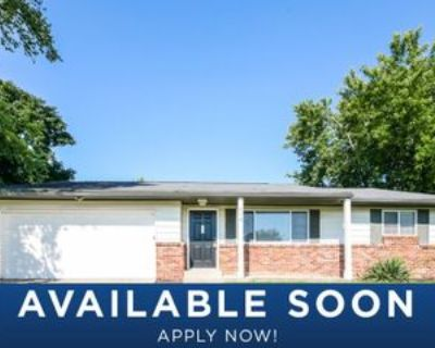 718 Spring Valley Ct, Indianapolis, IN 46231 3 Bedroom House