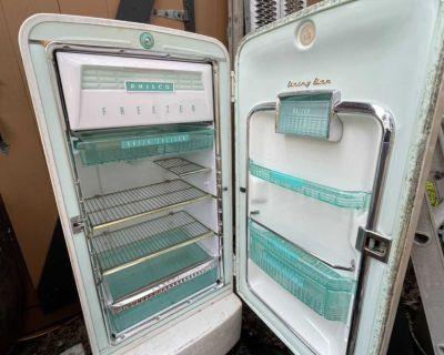 1953 Philco fridge