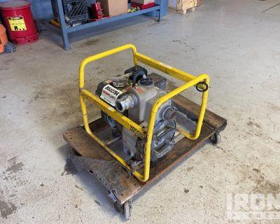 Wacker Neuson PT2 Water Pump
